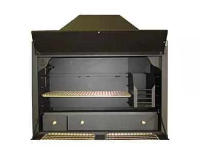 HQ Building Supplies Fireplace braai